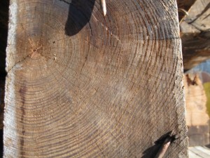 Grade 1 Heart Pine Beam